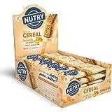 Barra de Cereal Banana, Aveia e Mel Nutry com 24 Unidades