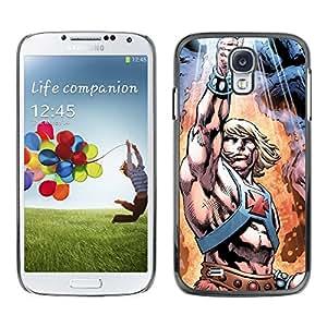 Stuss Case / Funda Carcasa protectora - El hombre - Samsung Galaxy S4