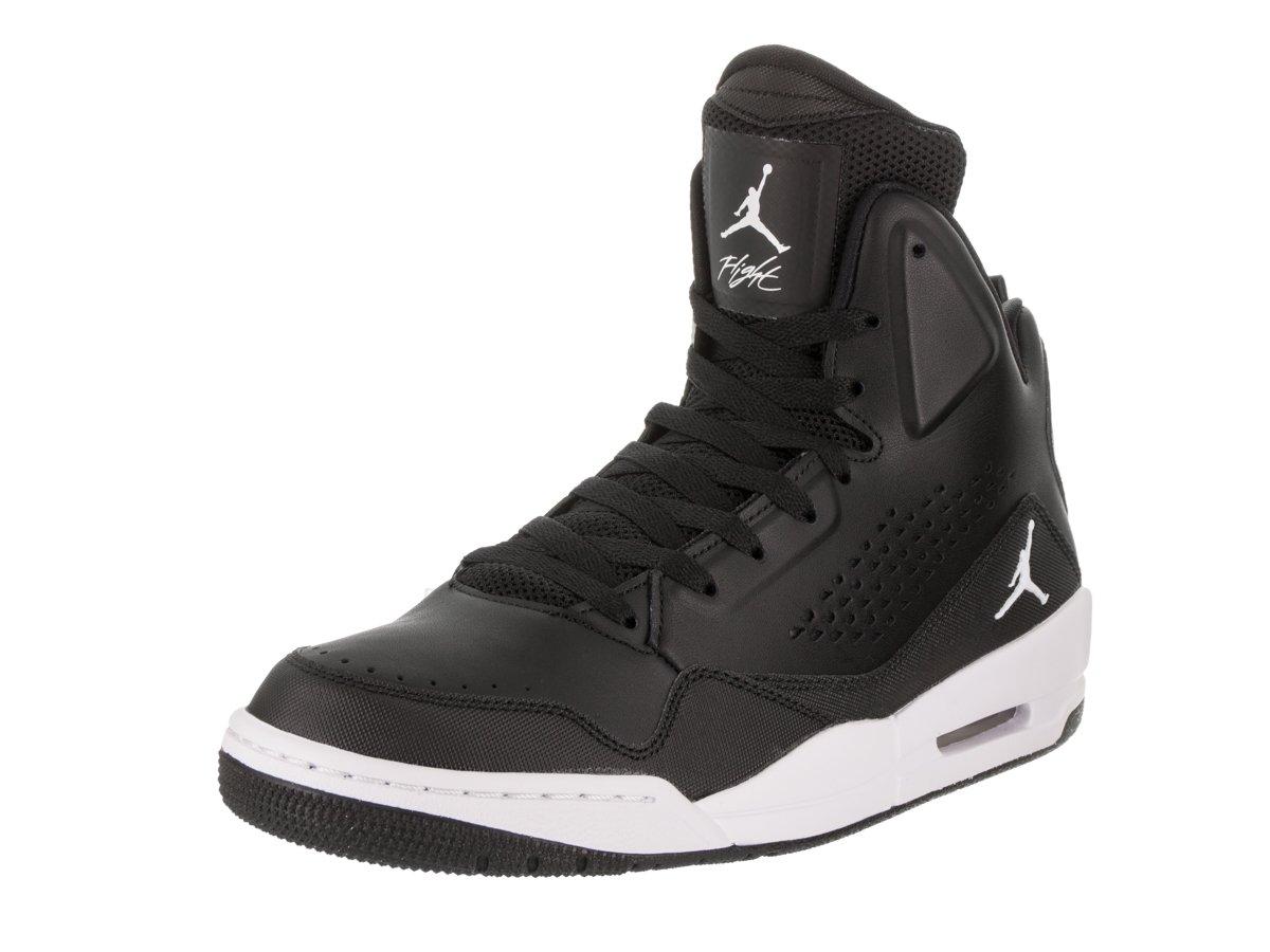 Jordan Nike Men's SC-3 Black/White/Black/White Basketball Shoe 11 Men US