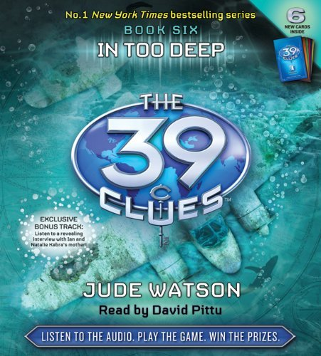39 clues in to deep - 5