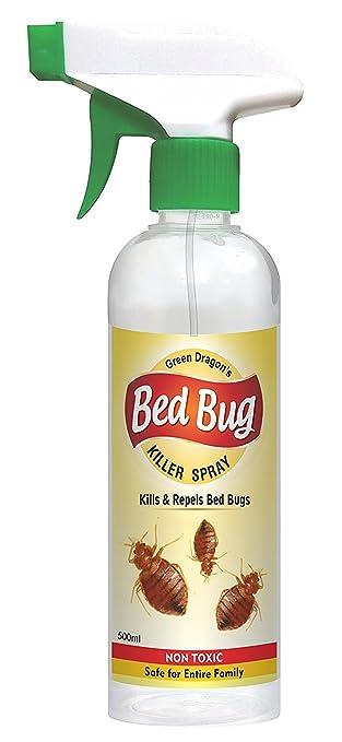 Amazon Com Green Dragon S Bed Bug Spray 500ml Garden Outdoor