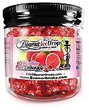 Ol' Fashion Pink Lemonade 50G Ultra Premium Beamer Ice Drops ¨ Hookah Shisha Smoking Gel. Each bowl lasts 2-4 Hours! USA Made, Huge Clouds, Amazing Taste! Better Taste & Clouds than Tobacco! 2-3 bowls per Jar!