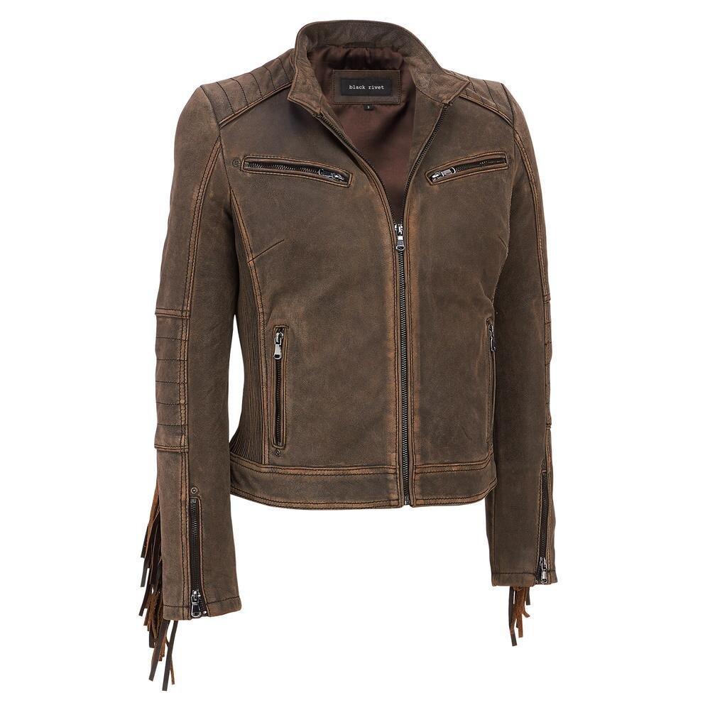 6951471232a Amazon.com  Black Rivet  Women s Jackets
