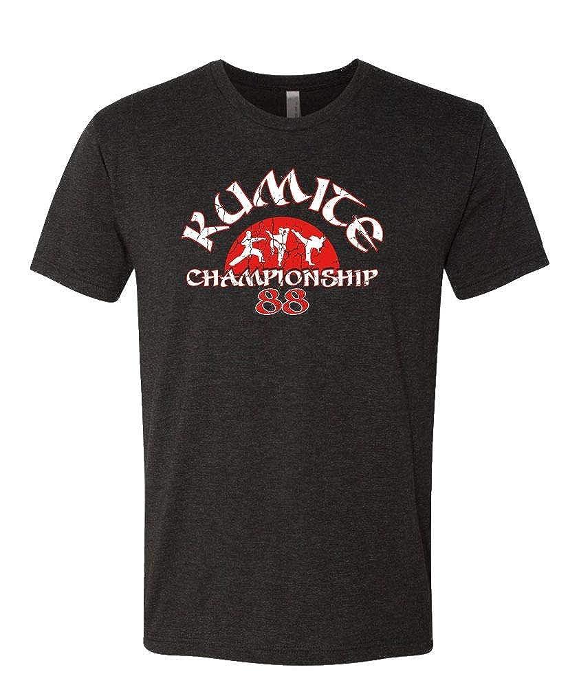 T-Shirts Sizes S-2XL New Bloodsport Championship 88 Heathered Black T-Shirt