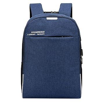 20-35L Flower Printing Girls Backpack Stylish Waterproof USB Laptop School Bag