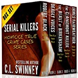 Serial Killers: Collection of True Crime Cases: (5 Books Included - 730 Pages) (Homicide True Crime Cases)