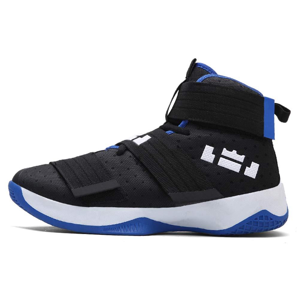 Uomini Sport Sneakers Professionali Basket Scarpe Traspirante Aria Zoom Cuscino Gancio Loop Maschio Scarpe