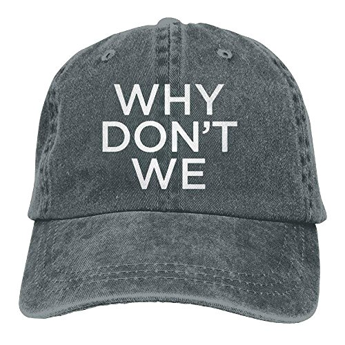 Don't Cap amp; Trucker Hat Asphalt Leisure Retro Why Man We CustomHK Dad Woman Adjustable UcHqgSxW