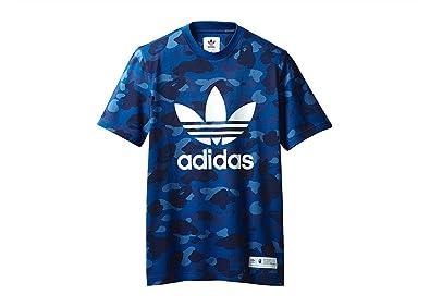 Tee Dp0194Chaussures Sacs Adidas X Bape Et Adicolor Blue E2WDHY9I
