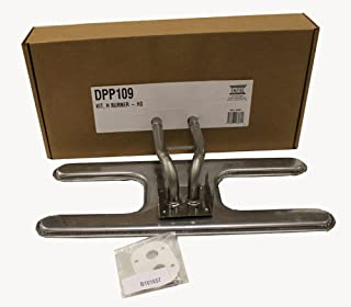 product image for Broilmaster DPP109-2 Stainless Steel H Burner Kit H3X H3 BBQ Grills