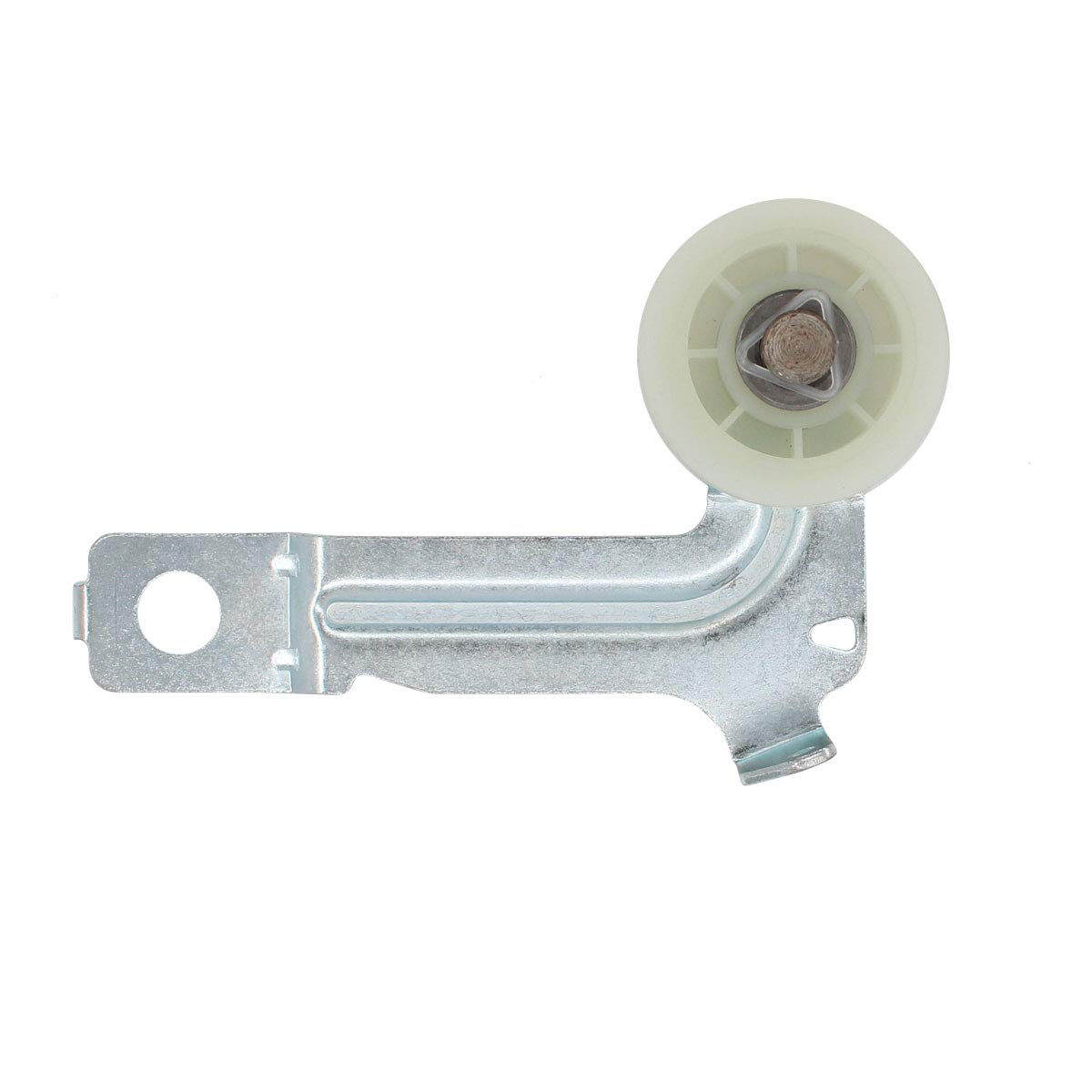 ApplianPar W10547292 Dryer Idler Pulley Wheel & Bracket Replacement for Whirlpool Maytag Kenmore 8547160 W10547292 WPW10547292