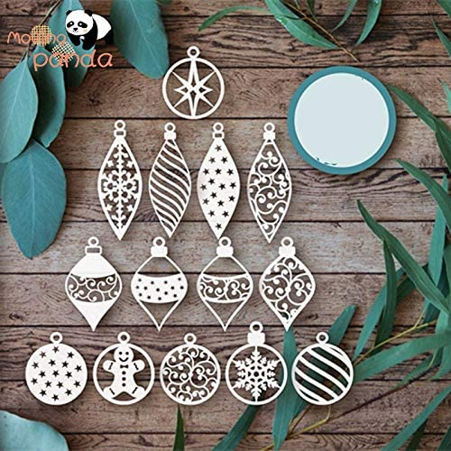 Christmas Accessories Die Cuts,Snowman Snowflake Star Cutting Dies Cuts for Invitation DIY Album Card Making Embossing Scrapbooking Stencils