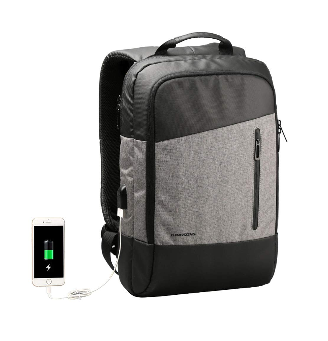 fc10d9297131 Amazon.com: JQXB Laptop Backpack, 15.6 inch Men Travel Computer ...