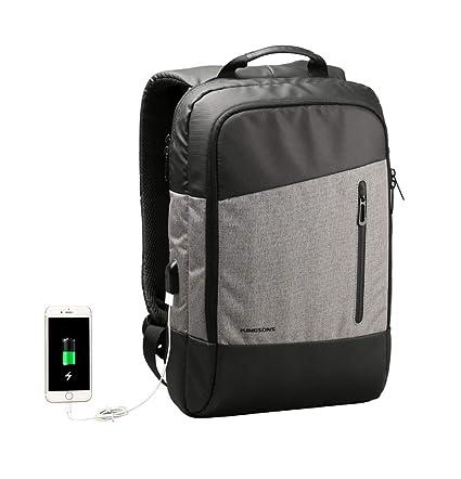 fd070cb4b108 Amazon.com: JQXB Laptop Backpack, 15.6 inch Men Travel Computer ...