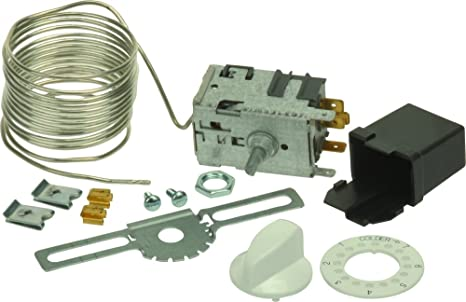 Danfoss 077B-7006 No.6 - Kit de termostato para congelador: Amazon ...