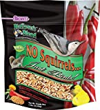 Product review for F.M. Brown's Bird Lover's Blend No Squirrel Just Birds, 5-Pound