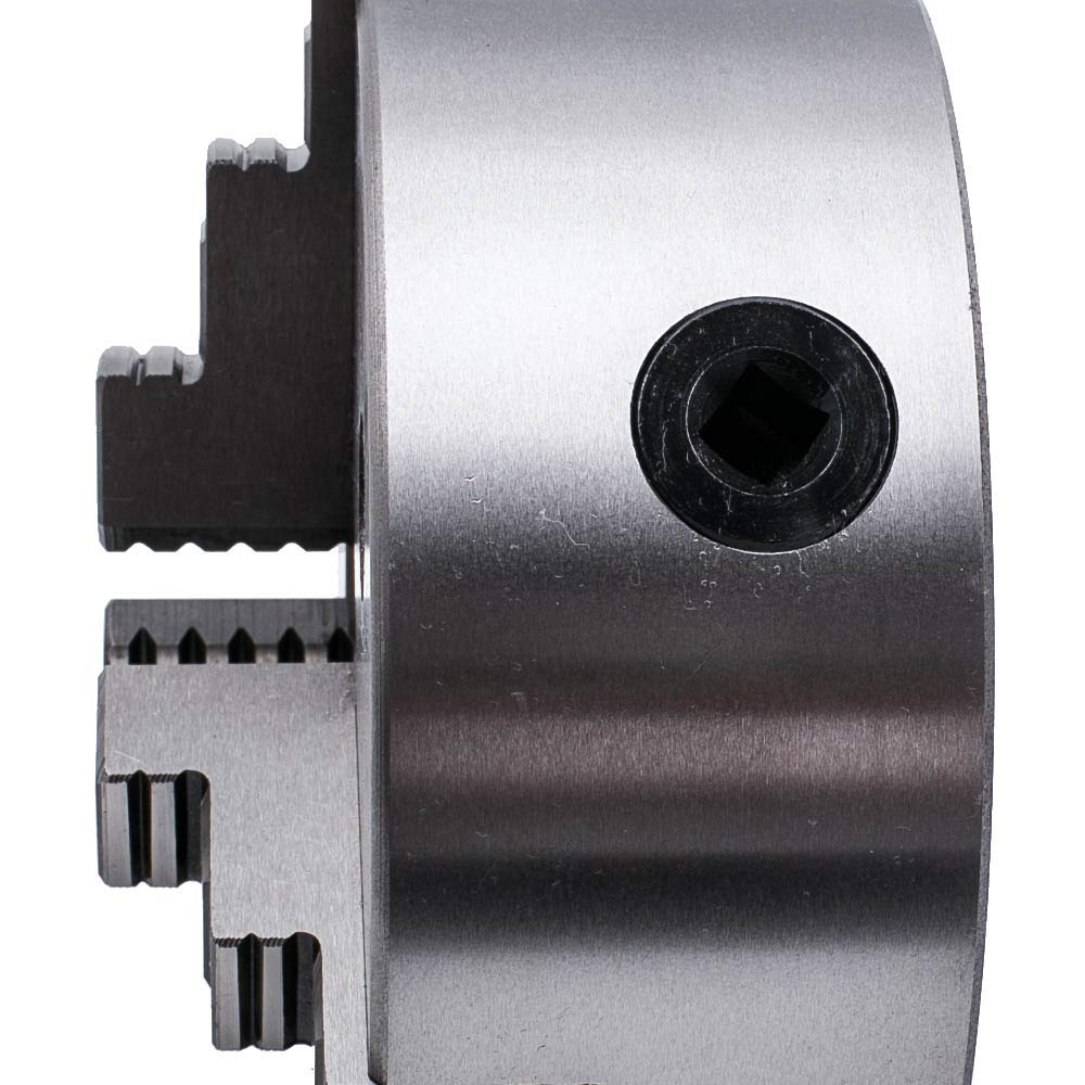 Tuningsworld Jaw Self Centering Lathe Chuck Milling Internal External Grinding K11-160 by Tuningsworld (Image #3)