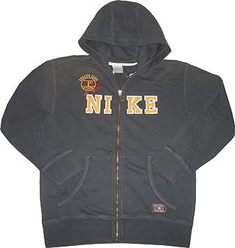 Nike Full Zip Hoody. Sweatshirt Jacke. Gefütterte Kapuze