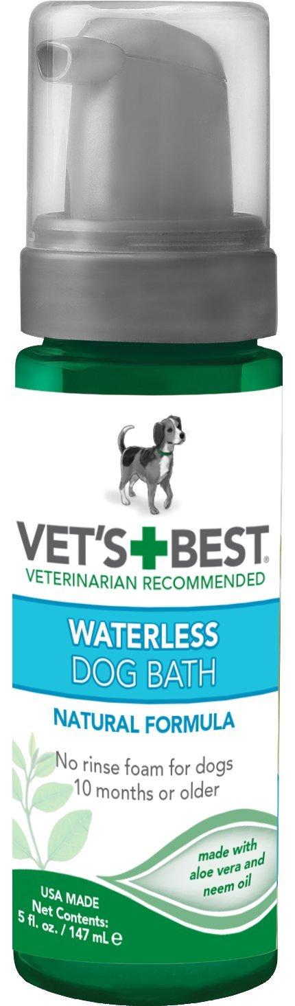 Vet's Best Waterless Dog Bath - 5 oz
