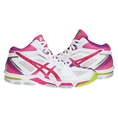 amazon scarpe volley asics
