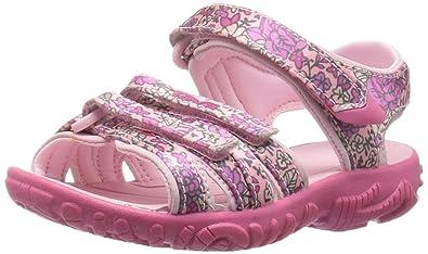 2bf136b2580fa Teva Girls  Tirra Floral Sandal