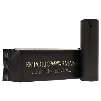 64b22f1fdf1d0 Amazon.com   Emporio Armani By Giorgio Armani For Men. Eau De Toilette  Spray 1.7 Ounces   Perfume Emporio Armani Men   Beauty