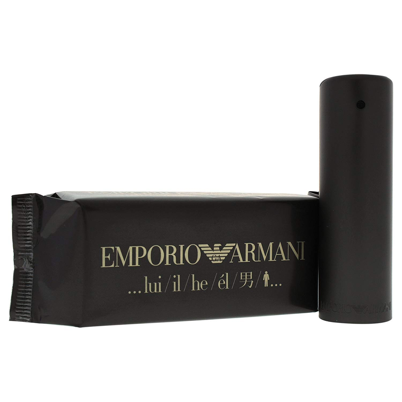 Amazon.com   Emporio Armani By Giorgio Armani For Men. Eau De Toilette  Spray 1.7 Ounces   Perfume Emporio Armani Men   Beauty 9cfeeba7e72