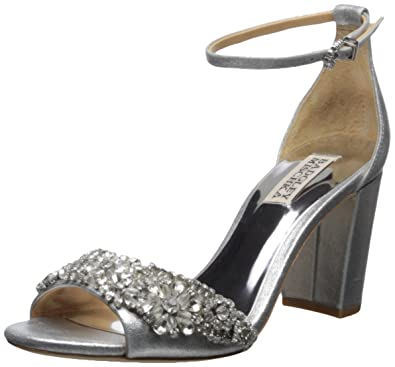 88ac9c3afb Amazon.com: Badgley Mischka Women's Hines Heeled Sandal: Shoes