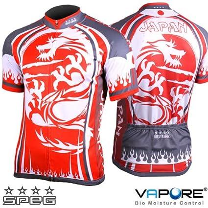 7024c622e Amazon.com   SPEG Japan Japanese Mens Cycling Jersey