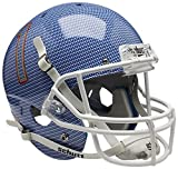 NCAA Tulsa Golden Hurricane Replica XP Helmet - Alternate 1 (Carbon Fiber)