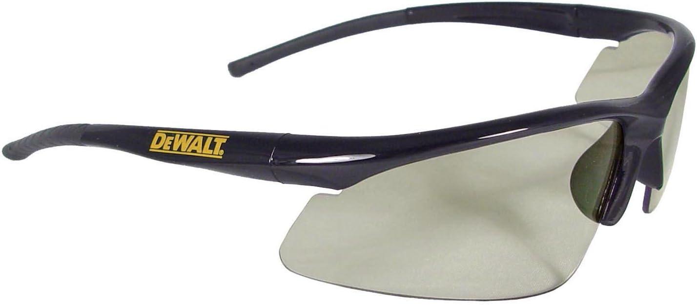 Dewalt DPG51 Radius  10 Base Curve Lens Protective Safety Glasses// Choose Color