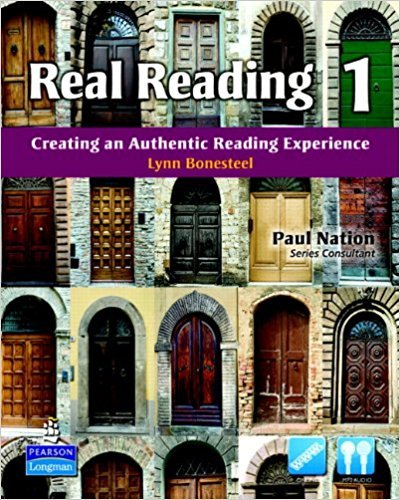 Real Mp3 - Real Reading 1: Creating an Authentic Reading Experience (mp3 files included)