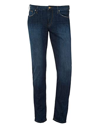 bf0e3309 Emporio Armani J06 Slim Fit Dark Wash Denim Jeans at Amazon ...