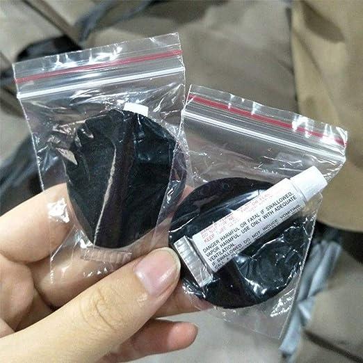 D-SYANA8 2 Sets Parches de Pegamento Glue para Anillo de Natación Barco Hinchable Pelota de Yoga Cama Acuática Neumática Juguete PVC