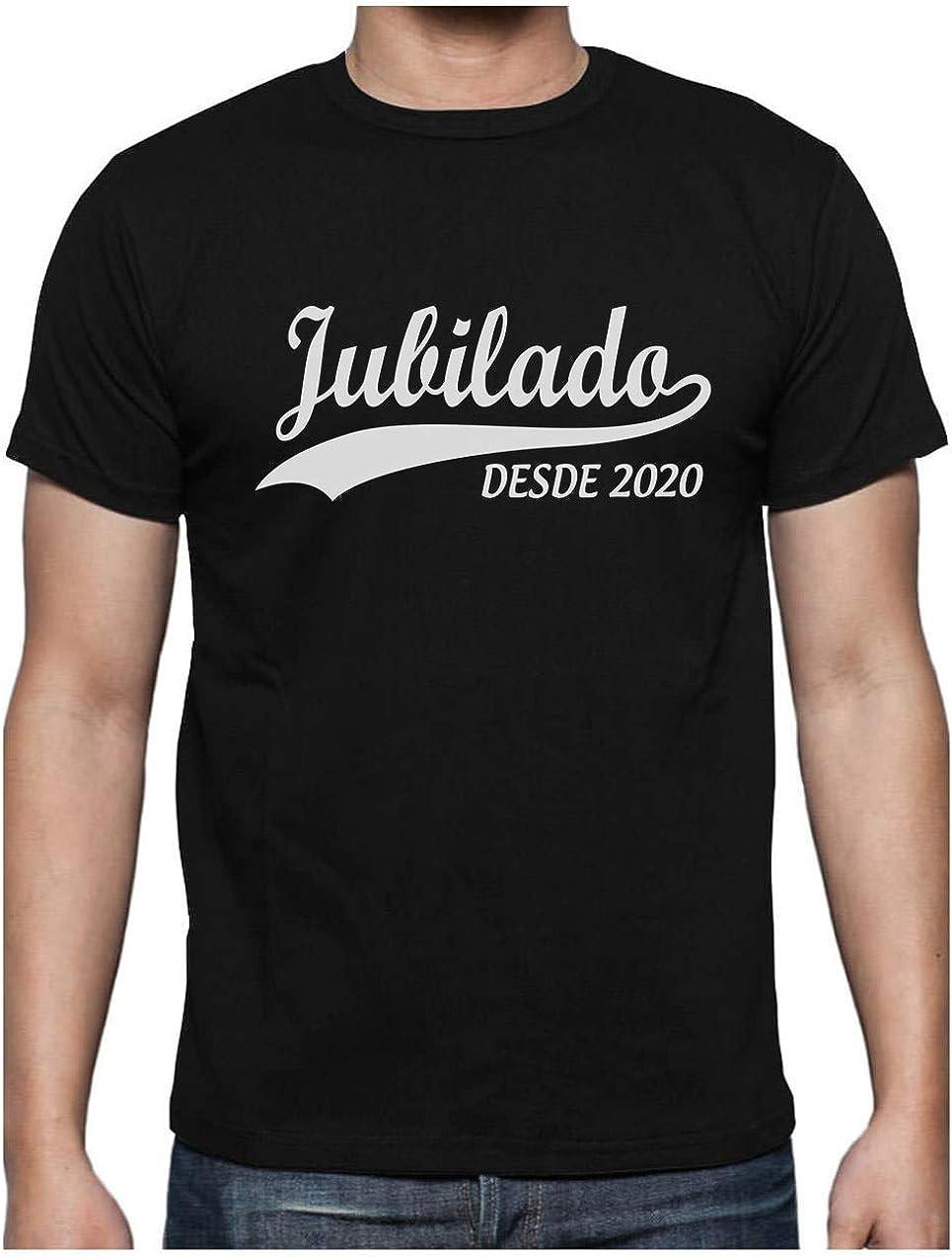 Green Turtle Camiseta para Hombre - Jubilacion Regalo - Jubilado Desde 2020