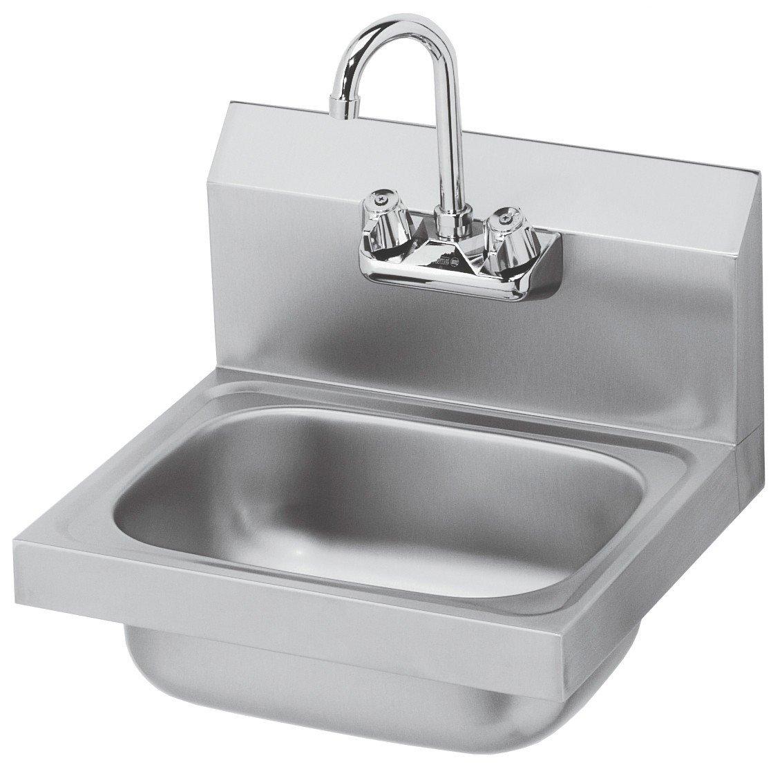HS-2L Krowne 16 Wide Hand Sink Compliant