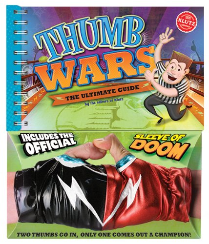 Thumb Wars: The Ultimate Guide ebook