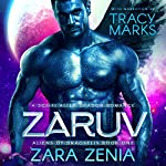 Zaruv: Aliens of Dragselis, Book 1 | Zara Zenia