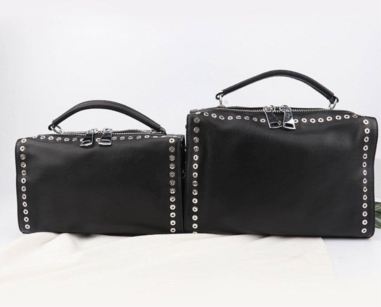SHISHANG Frau Leder Handtasche 2018 Mode Schulter Tragbare Persönlichkeit Handtasche ZYXCC