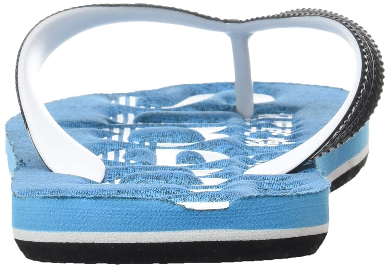 39-41 EU S UK Black//Optic White//Bright Blue W2y Superdry SCUBA GRIT FLIP FLOP Infradito Multicolore Uomo