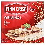 Finn Crisp Original Rye Thin Crispbread (200g) - Pack of 6