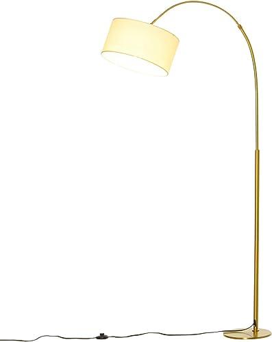 HOMCOM 6FT Arch Shape Floor Lamp