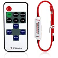 Mini 12V Controlador de Interruptor Control Remoto Inalámbrico