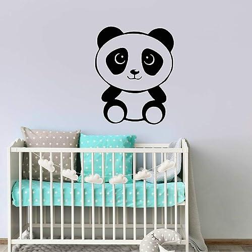 Stickers mural panda. Décoration mur chambre enfant/bébé. 14 ...