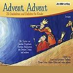 Advent, Advent: 24 Geschichten und Gedichte für Kinder |  Brüder Grimm,Christian Morgenstern,Joachim Ringelnatz