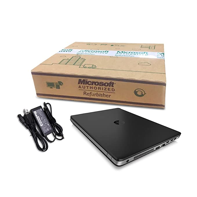 Amazon.com: HP Laptop ProBook 640 G1 Intel Core i5-4200M 2.50GHz 4GB 320GB HDD Win 10 Home (Certified Refurbished): Computers & Accessories