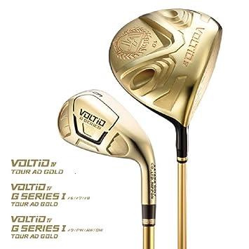 Marca nueva Katana Golf Japón voltio IV oro Flex Regular Set ...