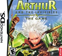 Amazon.com: Arthur and the Invisibles - Nintendo DS: Artist ...