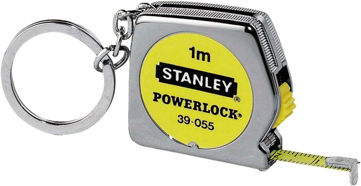 Stanley FatMax 2Meter Bandmass mit Schl/üsselring