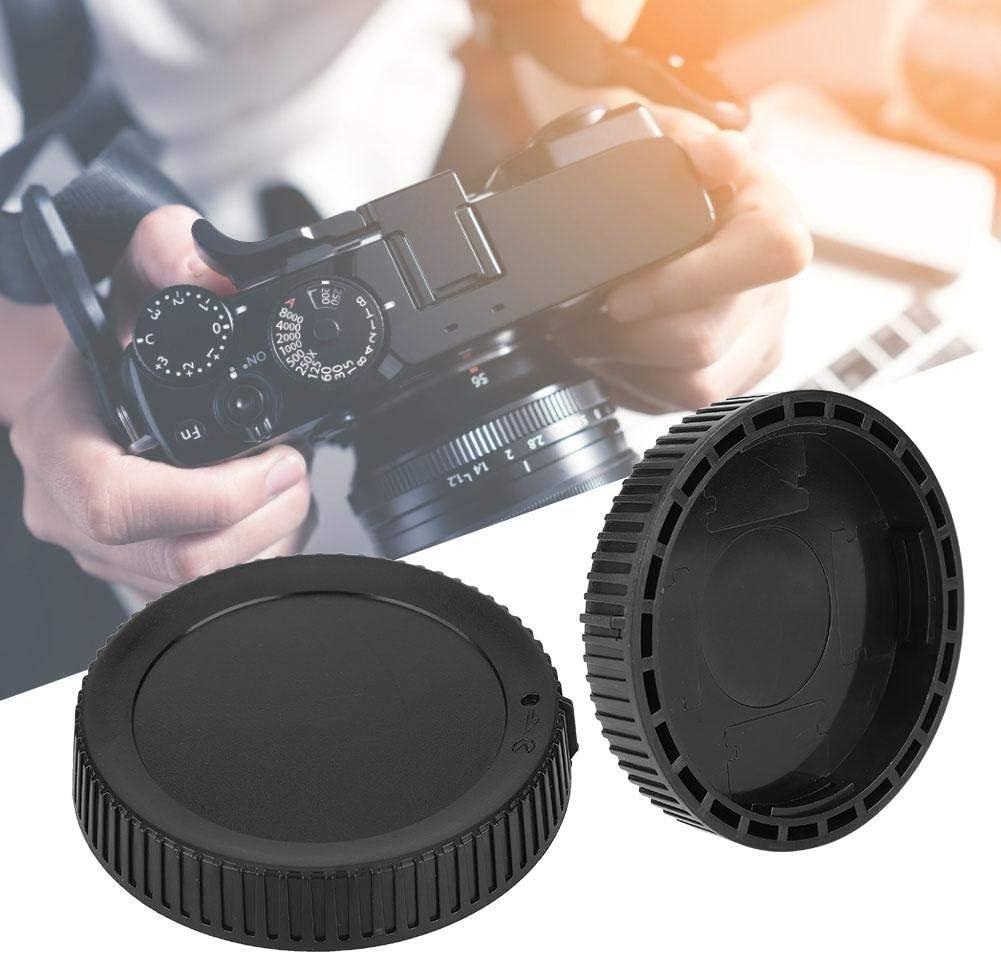 Universal DSLR Camera Lens Cover for Sony Z6 Z7 and Z Mount Cameras Mugast 2 pcs Camera Lens Hood